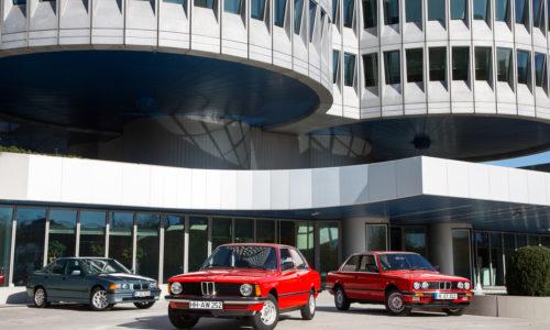 Generationsvergleich BMW 3er